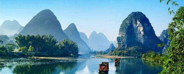 桂林兴安兴怡度假山庄