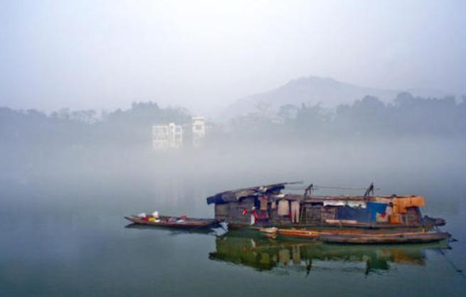 桂林桂磨渔村