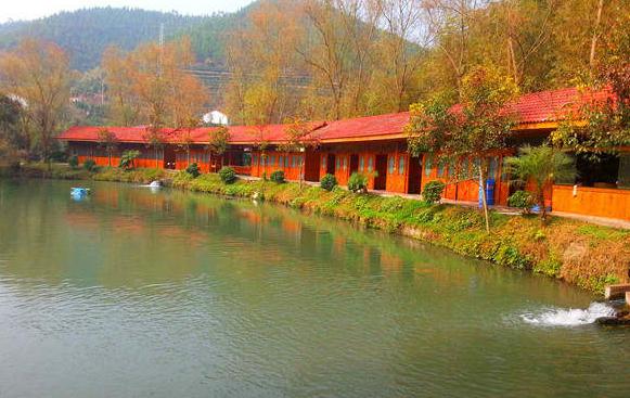 桂林灵川金谷冰泉生态农庄