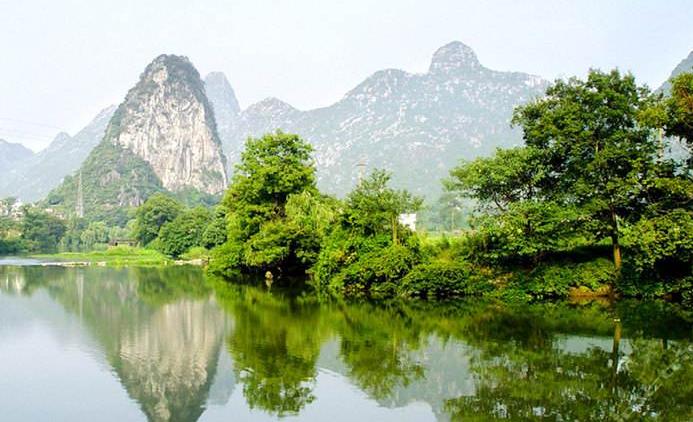 桂林桃江缘农庄