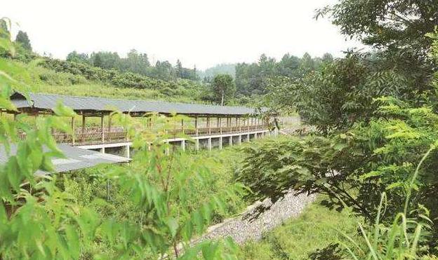 桂林磨盘山农业观光园