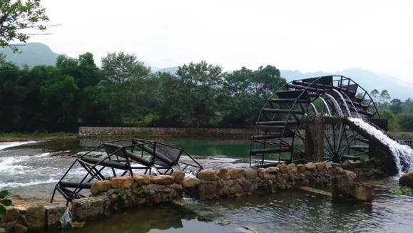桂林临桂水车湾休闲度假景区