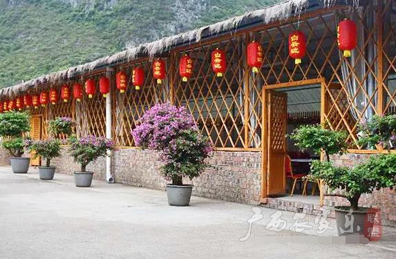 桂林林隐山庄介绍,芦笛岩旁的休闲农庄。